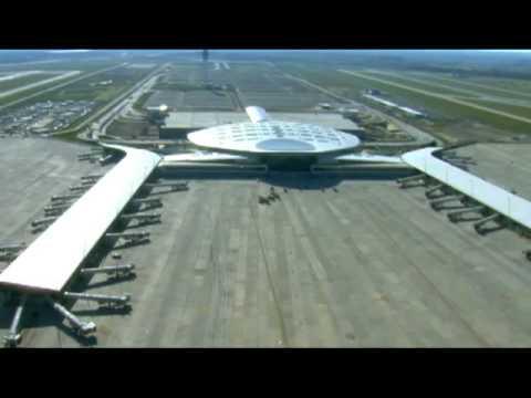 New Indianapolis Airport Terminal