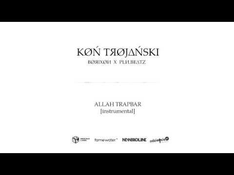 3. BORIXON x PLN.BEATZ - ALLAH TRAPBAR (Instrumental)