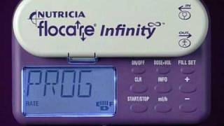 Flocare Infinity Enteral Feeding Pump - Alarms
