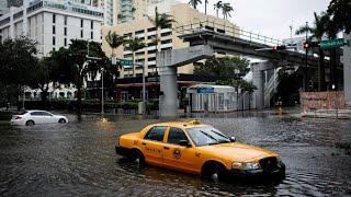 La tormenta Eta golpea Florida tras su paso destructivo por Centroamérica
