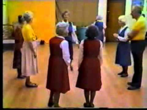 Christchurch Country Dance Club - 1987