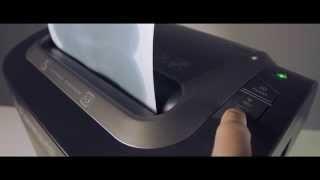 Easy paper shredder lubrication from Swordfish.