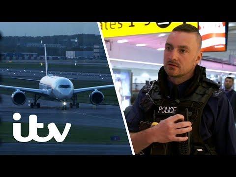 Death Mid-Flight Turns Plane Into a Crime Scene | Heathrow: Britain's Busiest Airport