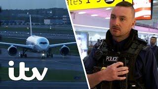 Death MidFlight Turns Plane Into a Crime Scene   Heathrow: Britain's Busiest Airport
