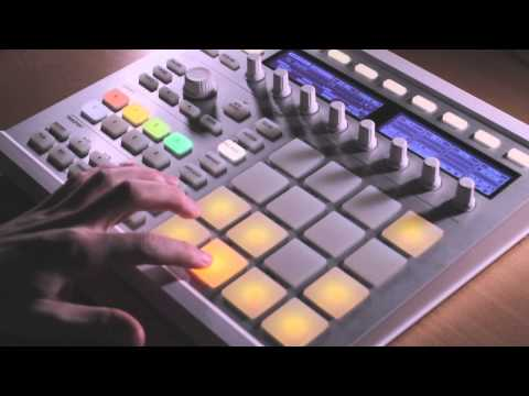 NI Maschine  Composing a Beat, Part 2  Adding Drums