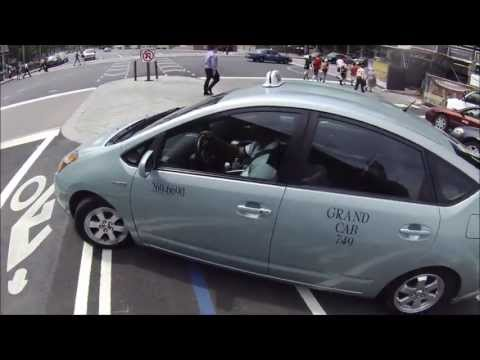 U-Turning Cabbie on Pennsylvania Avenue Gets Busted