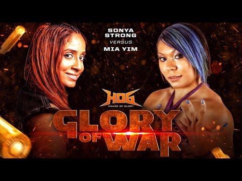 HOG Live 11/16/17 - Sonya Strong vs Mia Yim