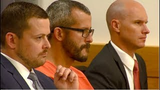 RAW | Chris Watts sentencing for murders of pregnant wife, daughters