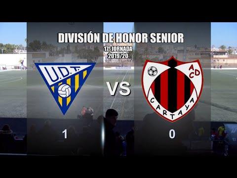 UD Tomares vs AD Cartaya (2019/20)