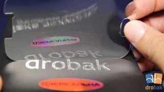Обзор Зеркальная пленка Drobak(, 2013-09-11T14:41:28.000Z)