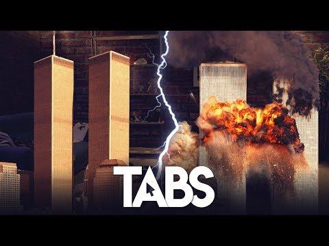 Clic droit sur les TWIN TOWERS - TABS