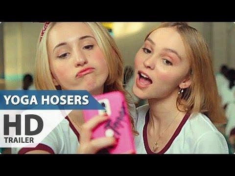 YOGA HOSERS Trailer 2 (Johnny Depp Horror Comedy - 2016) streaming vf