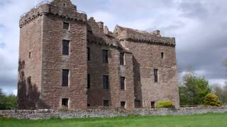 Huntingtower Castle Perth Perthshire Scotland May 14th