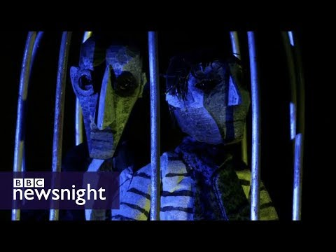 Stephen Smith meets Sparks brothers Ron and Russell Mael - BBC Newsnight
