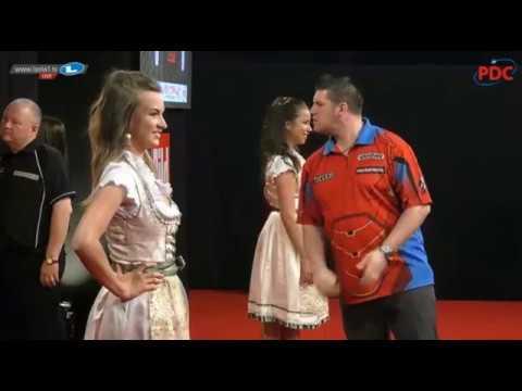 2018 Austrian Darts Open Round 3 Gurney vs D.Webster