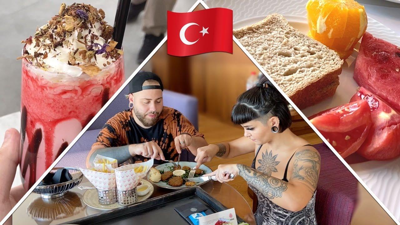Qué COMEMOS en un DÍA VEGANO (FAIL) | #10 TURQUÍA