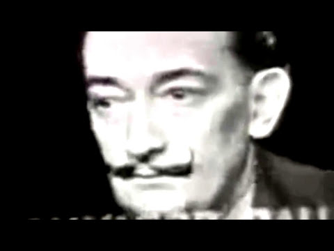 Salvador Dali interviewed  by an out of his element Mike Wallace. Complete and better sounding