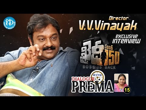 Khaidi No 150 Director V V Vinayak Full Interview | Dialogue With Prema | Celebration Of Life #15