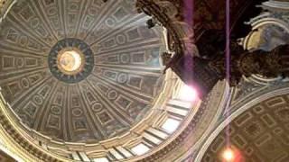 Ватикан. Захоронение Ап. Петра(Экскурсия в Ватикан в феврале 2008 года. Экскурсовод - самая лучшая в Риме! Часть 1., 2011-06-17T18:31:31.000Z)