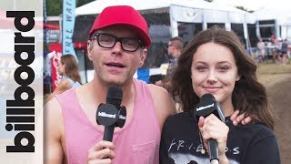 Bailey Bryan & Bobby Bones Play Trivia Game with Fans | Faster Horses 2017