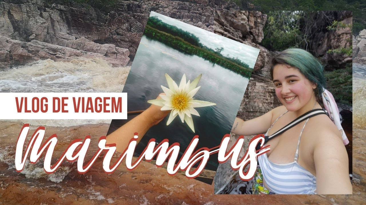 MARIMBUS, conheça o Mini Pantanal da Chapada Diamantina | #VlogsdeViagem | Júlia Orige