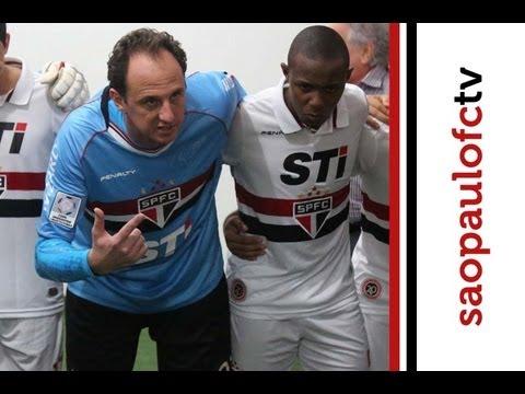 Bastidores SPFC: São Paulo 2 x 0 Atlético Mineiro #ClubedaFé