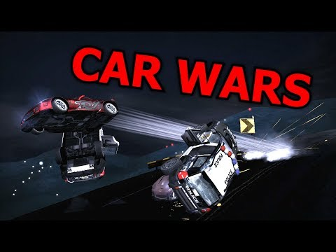 Need for Speed: Carbon - CAR WARS