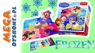 Frozen • Boom Boom • Challenge • gry dla dzieci
