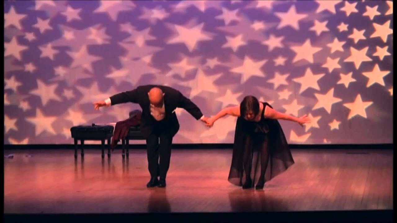 Julie Whitaker - Dancing with the Richmond Stars 2015