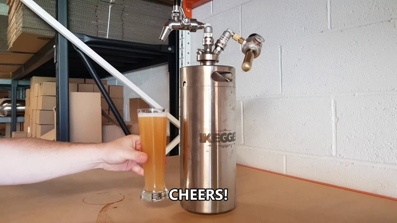 iKegger Home Brew Packages