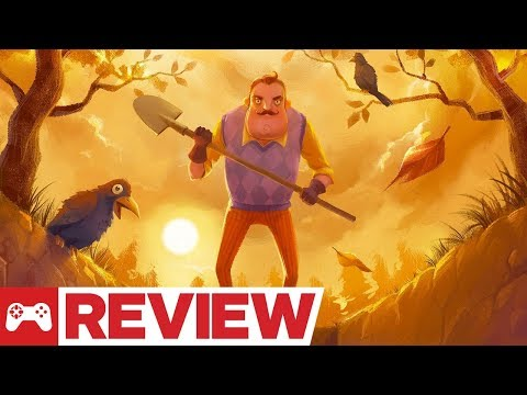Hello Neighbor Review thumbnail