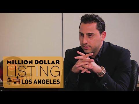 Josh Altman's Mini-Me // Million Dollar Listing LA // Season 7
