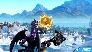 Secret Season 7 Week 1 Battlestar Location Guide (Snowball Challenges) - Fortnite Battle Royale