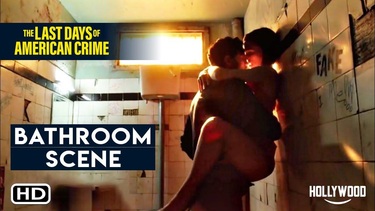 Download The Last Days of American Crime | Bathroom scene | Full Movie | Movies Clips | Scene,Trailer,Explain