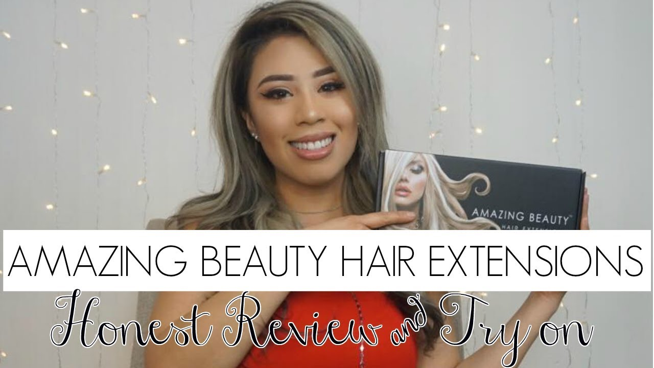 My Honest Review On My New Extensionsamazing Beauty Hair