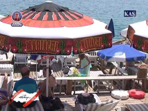 Asmaaltı Cafe&Bar&Beach Kaş 2012