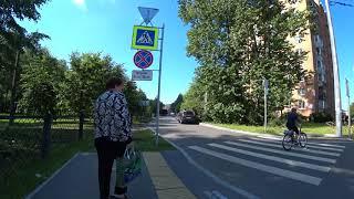Улица Финляндская. Начало