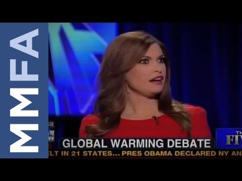 Fox's Fact-Free Bubble: Climate Consensus Edition