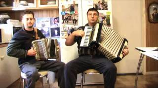 Misery Farm - Harmony Version (Piano Accordion & Button Accordion Duet)