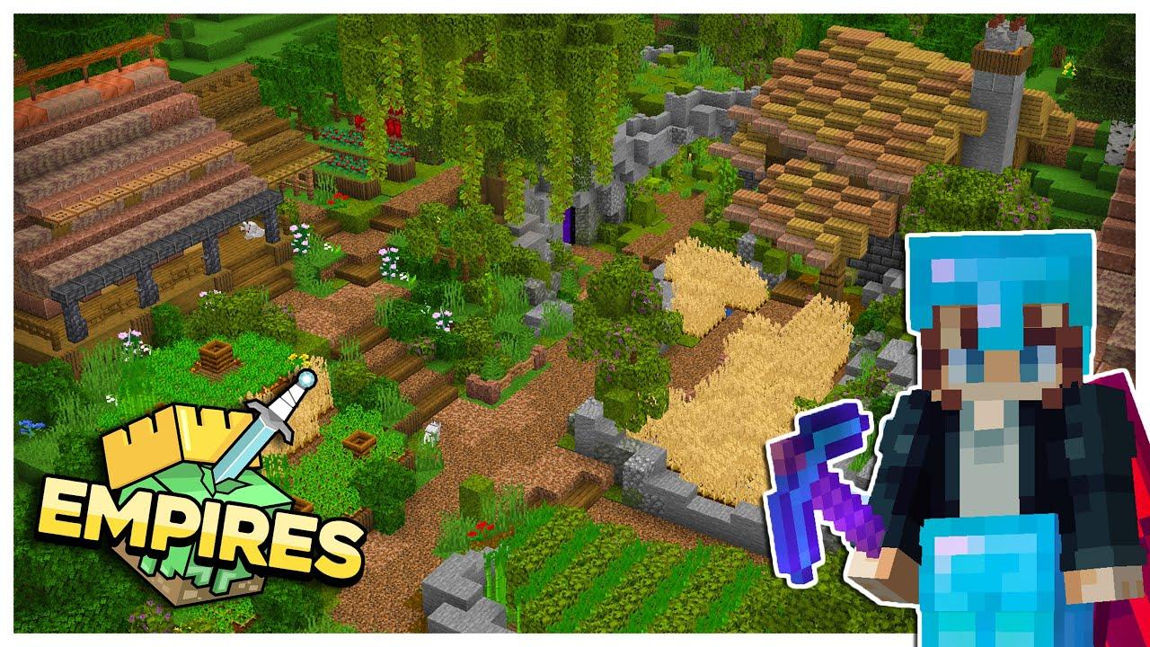 Empires SMP: Kingdom EXPANSION! - Episode 3