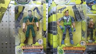 Speed Tech Radio Control Space Soldier Robot and soldiers
