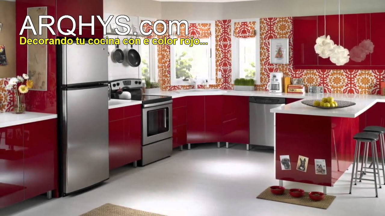 C Mo Decorar Una Cocina Iluminaci N Decoraci N Colores Reformas Etc Youtube