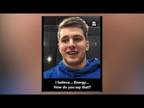 Did you know Luca Doncic speaks perfect Spanish?