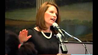 Michelle Bachman: Israel can be strong without the US