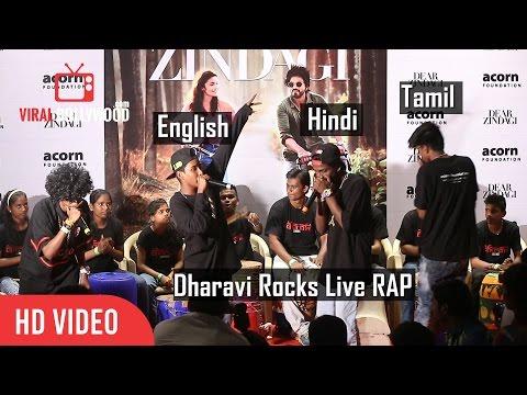 Dharavi Rocks Best RAP | Alia Bhatt | Tamil, English, Hindi Fusion