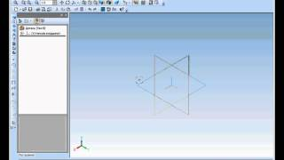 Приёмы моделирования деталей в Компас 3D. Создание основания тела