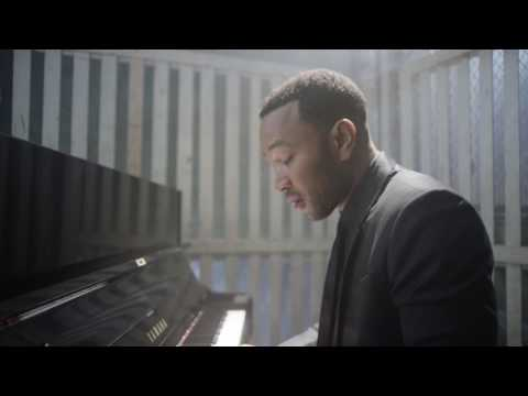 John Legend Sings Stevie Wonder's 'Signed, Signed, Delivered' for EB Studios (Teaser Video)