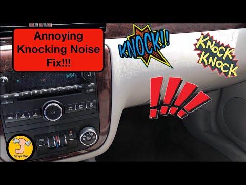 Chevrolet Impala Knocking Noise Fix - YouTube
