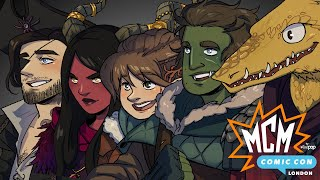 Oxventure LIVE: Dungeons and Dragons at MCM London May 2019!