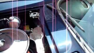 1964 Corvette test drive